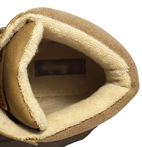 Chaussures hohenlimburg Pour Randonnée Hellbeige w De Femme Montantes braun 3 Eqn4CBx