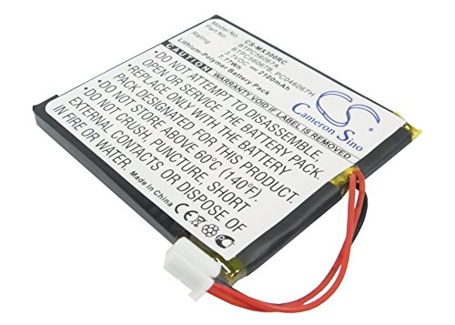 Replacement Battery for MX-3000 - Version 3 for remotes built after 9/2003 mx3000i Powercard pc046067-h 046067 (Universal Remote Battery)