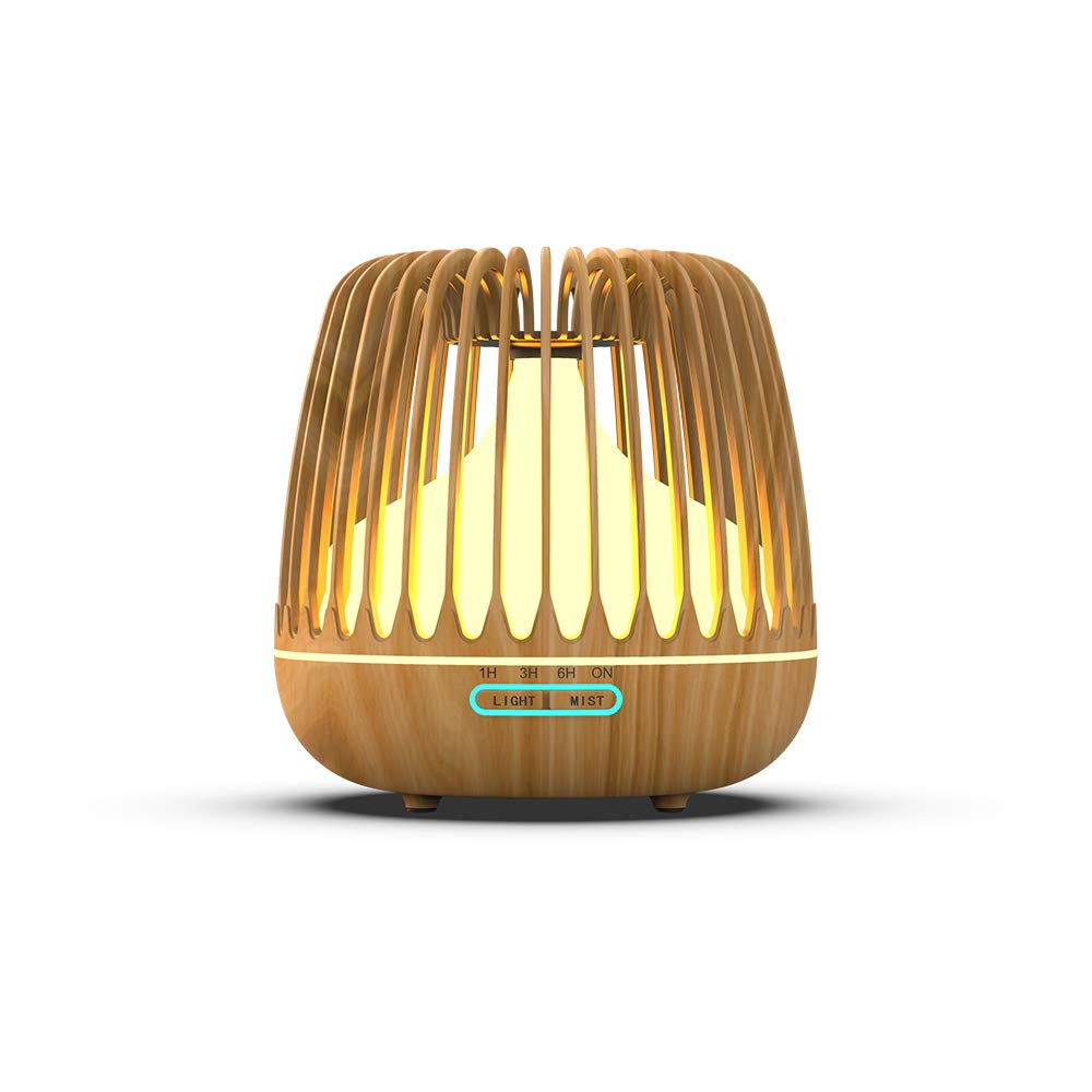 Essential Oil Diffuser Aromatherapy Raleigh Mall Bargain sale Disffuser A Mist Cool VEOOK