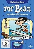 Mr. Bean Staffel 1 Vol.4 - Die Cartoon-Serie