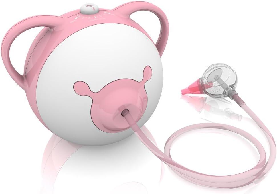 Aspirador Nasal Nosiboo Pro para bebés- electrico