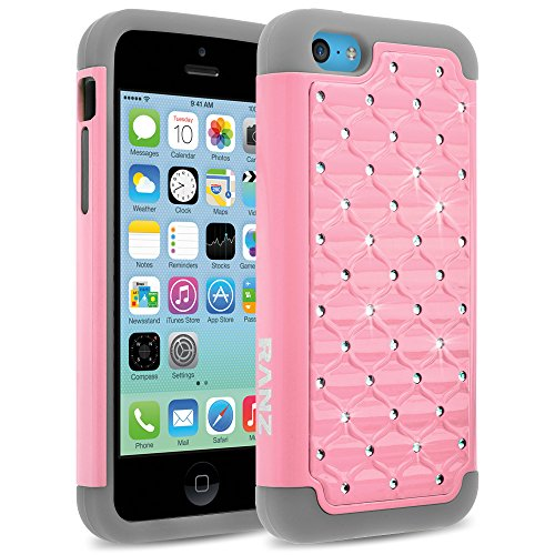 Baby Pink Silicone Skin Case - 7
