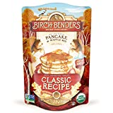 Birch Benders, Organic Pancake and Waffle Mix, 16 oz