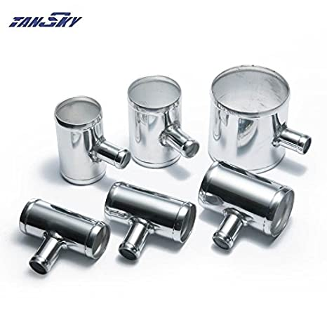 3 to 3 Aluminum Pipe 76mm To 76mm T Shape Tube Pipe for 25mm OD BOV For Ford Mustang 2005-10 V8 ZAP TK-04FP76T25