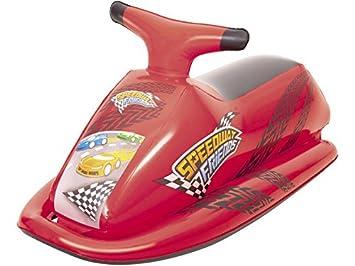 1 Moto de Agua Hinchable Best Way (color aleatorio): Amazon.es: Juguetes y juegos