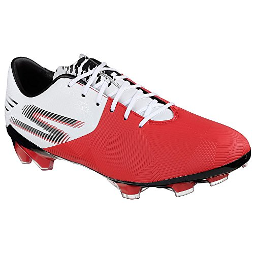 Skechers Heren Performance Voetbal Reflex Rood / Wit