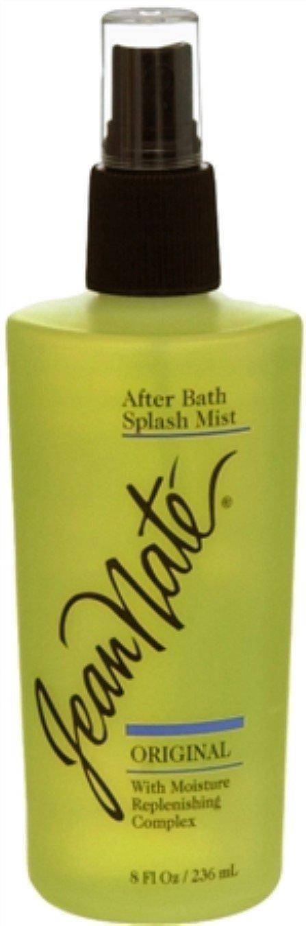 Jean Nate After Bath Splash Mist Original 8 oz (Pack of 3)
