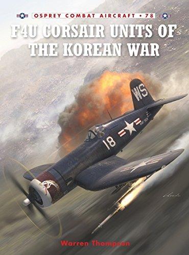 Download F4U Corsair Units of the Korean War (Osprey Combat Aircraft 78) ebook