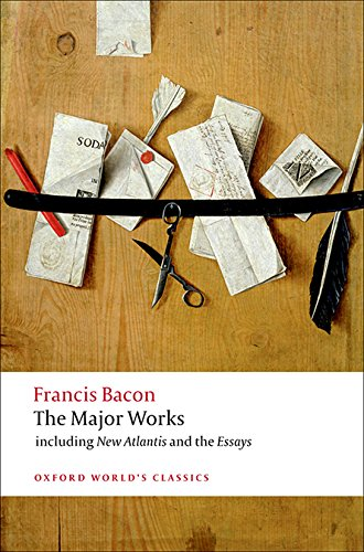 Read Online Francis Bacon: The Major Works (Oxford World's Classics) ebook