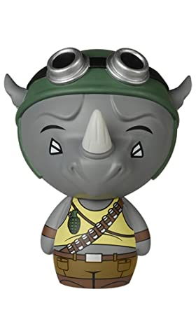 Funko Dorbz: Teenage Mutant Ninja Turtles - Rocksteady Action Figure