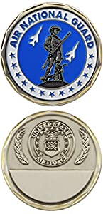 U.S. Air National Guard Challenge Coin