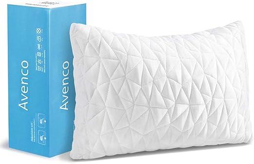 Amazon Com Avenco King Size Pillows Side Sleeper Pillow