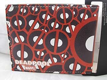 Marvel Deadpool Wallet - Multi Color