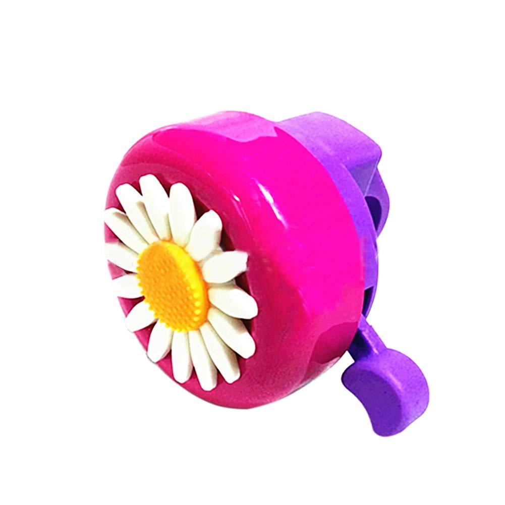 Fahrrad Glocke Klingel 54mm Blumen