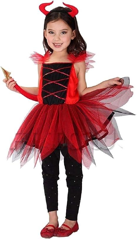 Disfraz de diablo - diablo - disfraces para niños - halloween ...