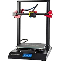 "Creality 3D Printer CR-10S Pro 310mmx320mmx400mm with Upgraded Auto-Level, Colorful Touch Screen, Capricorn PTFE and Dual Bondtech Extruder Gears, Brand Power Supply 11.8""x11.8""x15.7"""