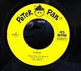 PETER PAN PLAYERS popeye the sailor man 7