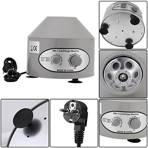 Centrifugador de mesa, licuadora de laboratorio, licuadora, 0-4000 ...