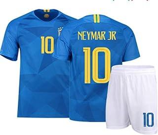 Jersey /& Shorts /& Socks LISIMKE Soccer Team Away Soccer 2018//19 Dortmund Reus #11 Kid Youth Replica Jersey Kit