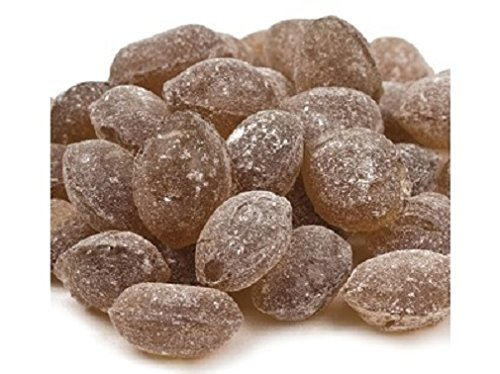 Sanded Root Beer Drops Old Fashioned Hard Candy 2 pounds Claey's -