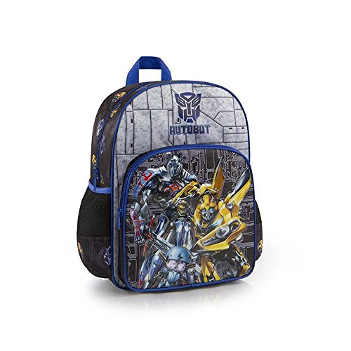 Heys Transformers Kids Backpack - 15 Inch Boys School Bag [Autobot]