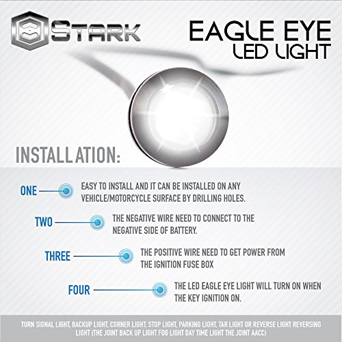 eagle eye 18mm 5730smd high power led fog light drl backup signal bulbs purple (10 pieces) Ender's Game Diagram