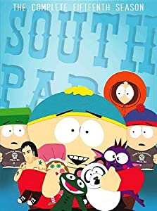 South Park The Complete Fifteenth Season from Comedy Central