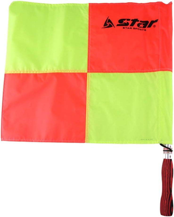 banderines para árbitros asistentes o jueces de línea