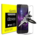 Google Pixel 2 Screen Protector, Google Piexl 2 Tempered Glass, [2-Pack] [9H Hardness] [Case Friendly] [HD Clear] Film Screen Protector for Pixel 2 2017 (Pixel 2)