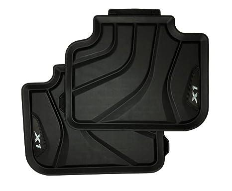 Tapis de sol en velours pour voiture 2/jeux kh Teile Qualit/é originale Noir