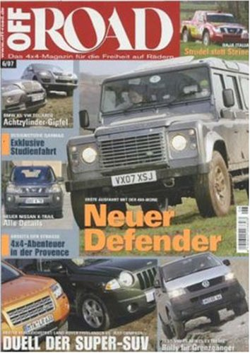 Off Road - Germany