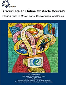 Is Your Site an Online Obstacle Course?
