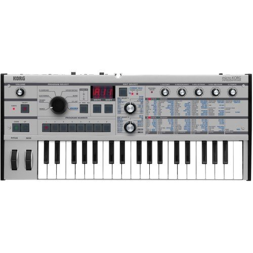 Korg MICROKORGPT Platinum Synthesizers & Workstations
