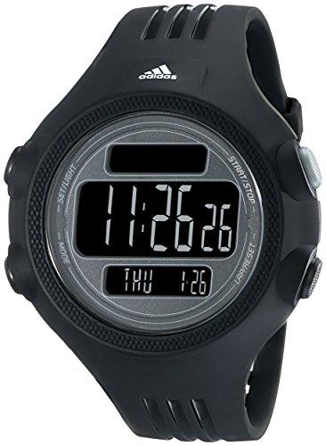 Adidas Sport Performance Buckle (adidas Unisex ADP6080 Digital Black Watch with Polyurethane)