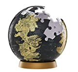#9: 4D Cityscape Game of Thrones 3D Globe Puzzle (60 Piece), 3