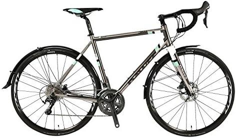 Dawes 3ima sentir titanio bicicleta de carretera: Amazon.es ...