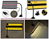 HiYi PDR Led Stripe Line Board Paintless Dent Removal Repair Tool with Ajustment Holder And 5m Long Line White light
