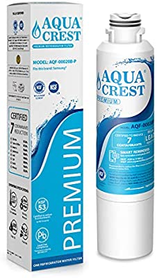 aquacrest nevera filtro de agua de repuesto para Samsung DA29 ...
