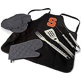 PICNIC TIME NCAA Syracuse Orange BBQ Apron Tote Pro