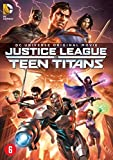 Justice League Vs Teen Titans (DC Animated Movie) Region 2