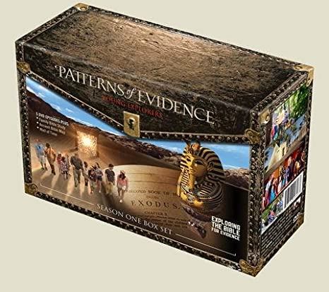 Amazon Com Patterns Of Evidence Young Explorers Season One Box