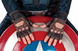 Rubie's Costume Men's Marvel Universe Captain America The Winter Soldier Gloves