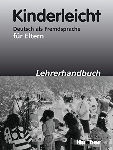 Download Kinderleicht: Lehrerhandbuch (German Edition) ebook