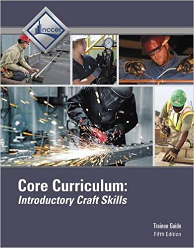 Core Curriculum Trainee Guide 5th Edition NCCER