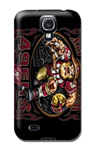 DIY San Francisco 49ers Cell Phone Hard Case Fit For samsung galaxy s4 i9500 i9505 i9502