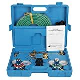 ZENY NEW Portable Gas Welding Cutting Torch Kit w/Hose