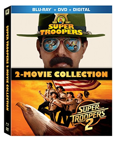 Super Troopers: 2-movie Collection [Blu-ray]