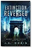 Extinction Reversed (Robot Geneticists)