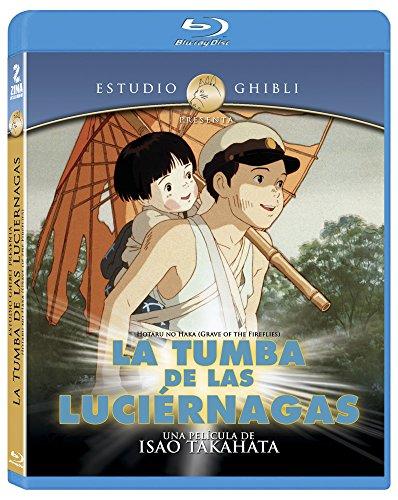 Grave of the Fireflies - La Tumba De Las Luciernagas Blu-ray En Español Latino Region A