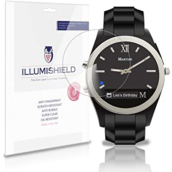 iLLumiShield – Martian Notifier Screen Protector Japanese Ultra Clear HD Film with Anti-Bubble and Anti-Fingerprint – High Quality (Invisible) LCD Shield ...